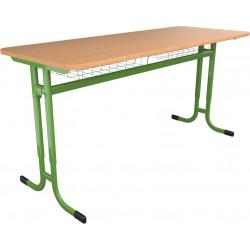 SKLADEM školní lavice YGNÁC - vel. 5 - 7, zelená