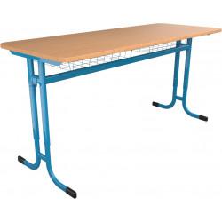 SKLADEM školní lavice YGNÁC - vel. 5 - 7, modrá