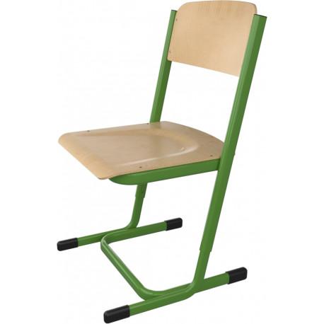 SKLADEM školní židle YGNÁC - vel. 5 - 7, zelená