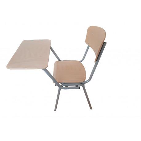 Židle ART - se stolečkem