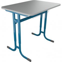 Školní lavice YGNÁC jednomístná, výškově stavitelná