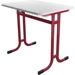 Školní lavice YGNÁC jednomístná, pevná výška