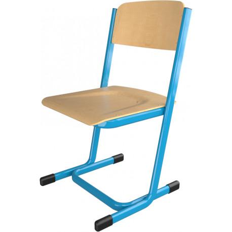 Školní žákovská židle YGNÁC, pevná výška