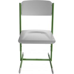 Školní žákovská židle HUBERT, stavitelná,barevná CPL