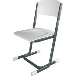 Židle YGNÁC, pevná, barevná CPL