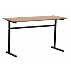 Montovaná lavice ČENĚK dvoumístná, pevná