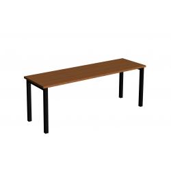 Šatní lavička EVA, lamino, bez opěrky