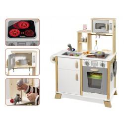 Dětská kuchyňka BERTA, bílá