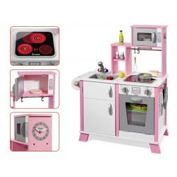 Dětská kuchyňka BERTA, růžová