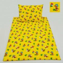 Dětské povlečení VČELKA, žluté