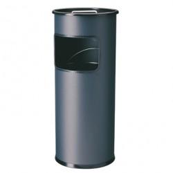 Odpadkový koš s pískovým popelníkem