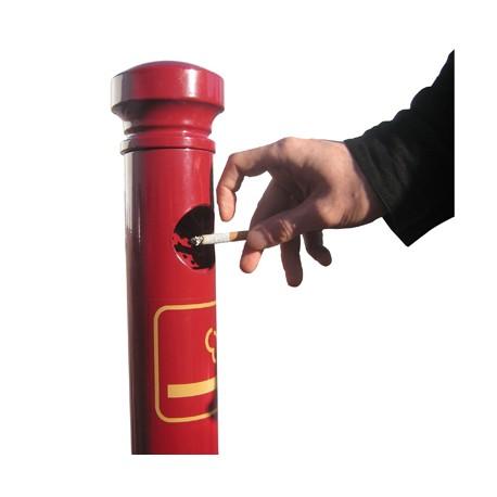 Sloupkový popelník Hezoun