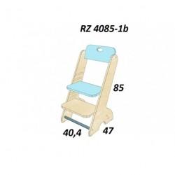 Rostoucí židle dřevěná