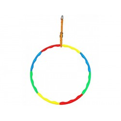 Závěsný kruh plastový GYMFIT