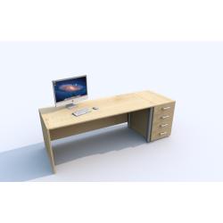 Stůl včetně kontejneru