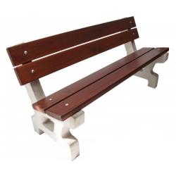 Betonová lavička KLASA