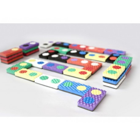 Pěnové domino