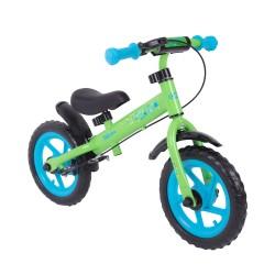 Dětské odrážedlo pro nejmenší zelené