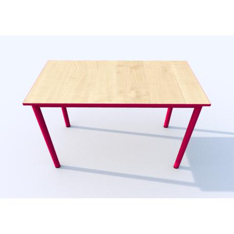 Stůl SIMONA, obdélník, přírodní