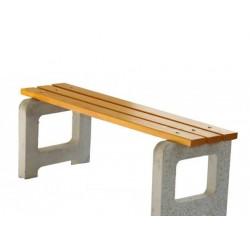 Betonová lavička Argo