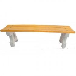 Betonová lavička Bera