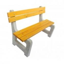 Betonová lavička Bára