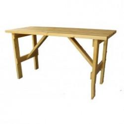 Dřevěný stůl Jana