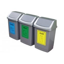 Nádoba na třídění odpadu SÁRA 50L