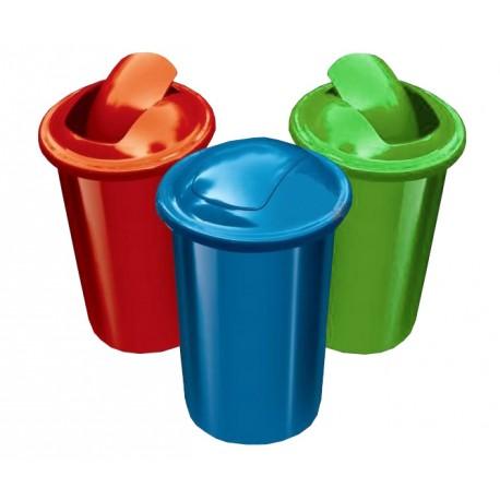 Nádoba na tříděný odpad TOM 50l