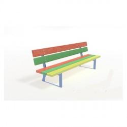 Dětská lavička Šárka
