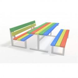 Dětský lavičkový set Kája