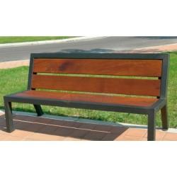 Kovová lavička Ece