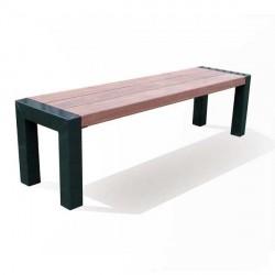 Kovová lavička Fabia I