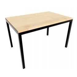Stůl ADAM, obdélník, podnož rámový celosvařenec jäkl