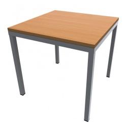 Stůl ADAM čtverec, podnož rámový celosvařenec jäkl