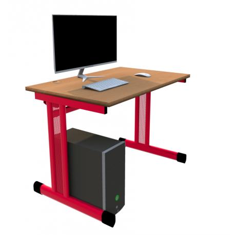 Školní PC stůl - PERFO E1