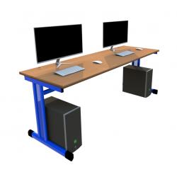 Školní PC stůl - PERFO E2