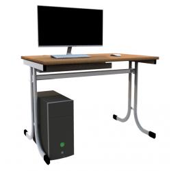 Školní PC stůl - YGNÁC E1
