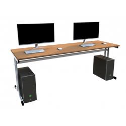 Školní PC stůl - YGNÁC E2