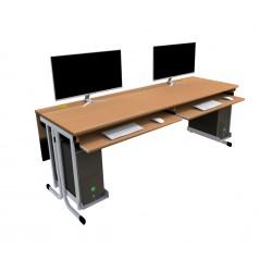 Školní PC stůl - YGNÁC D2