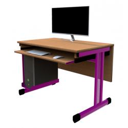 Školní PC stůl - PERFO D1