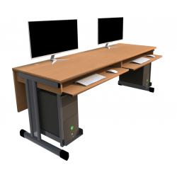 Školní PC stůl - PERFO D2