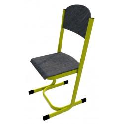 Učitelská židle YGNÁC - čalouněná