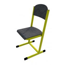 Učitelská židle HUBERT - čalouněná