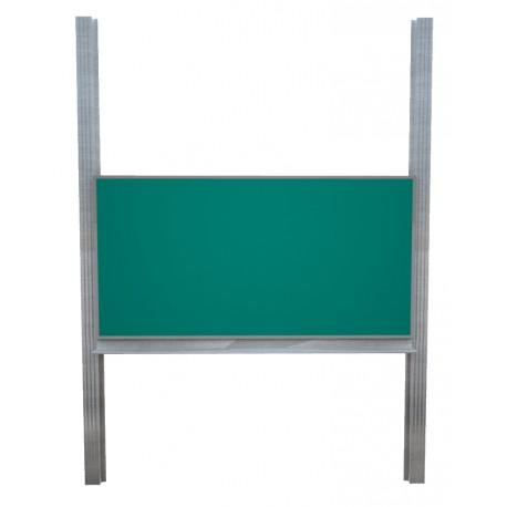 Školní tabule na pylonech, 200 x 120 cm