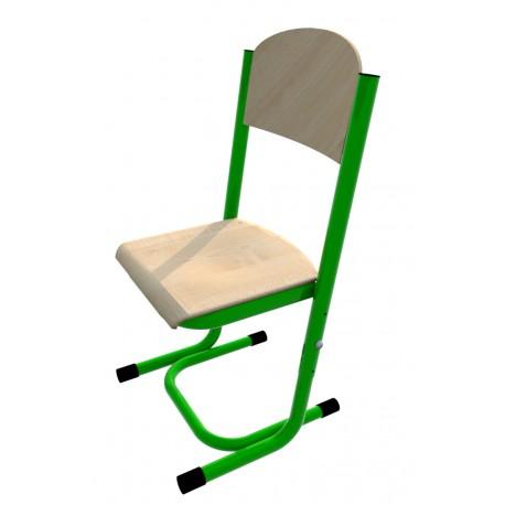 Židle GÁBINA - trubková konstrukce, stavitelná