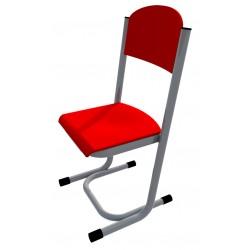 Židle GÁBINA, barevná CPL, trubková konstrukce