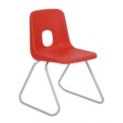 Žákovská židle STELA, obloukové nohy