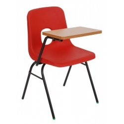 Žákovská židle STELA, s pultem