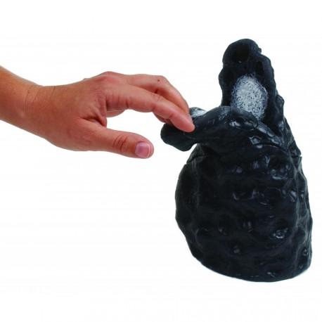 Anatomický model kuřácké plíce Morris